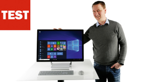 Microsoft Surface Studio im Test © COMPUTER BILD
