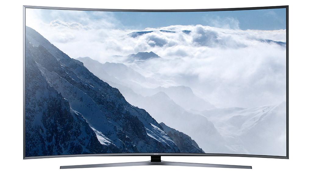 Samsung UE88KS9890 SUHD TV ©Samsung
