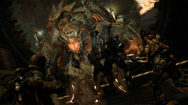 Evolve: Behemoth © 2K Games