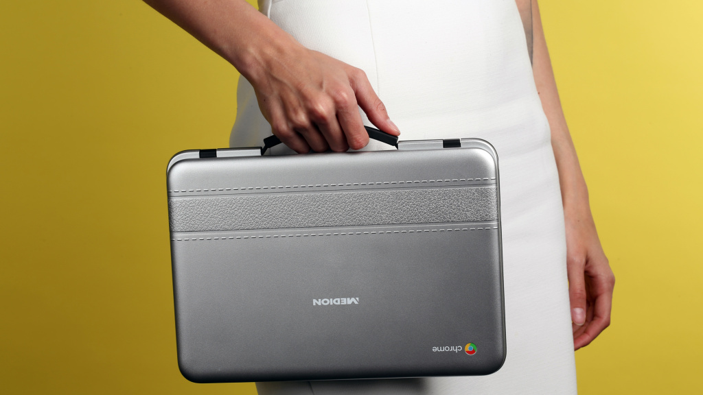 Medion Akoya S2015: Chromebook im Check