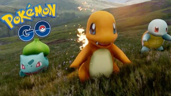 Pokémon GO: Deutschland-Release ©Nintendo / Niantic