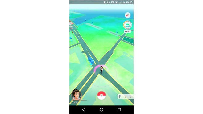 Pokémon GO ©COMPUTER BILD SPIELE