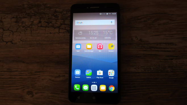 Alcatel One Touch Pixi 4 (6 Zoll) © COMPUTER BILD