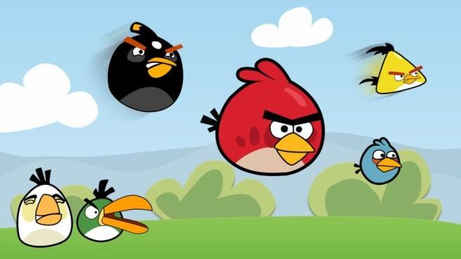 Angry Birds ©Rovio