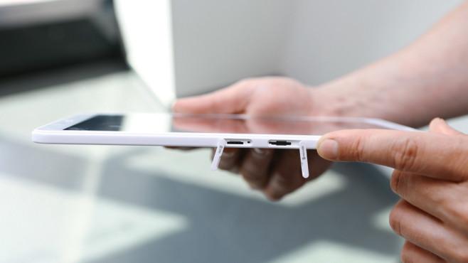 Samsung Galaxy Tab A 10.1 (2016) ©COMPUTER BILD