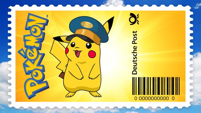 Pokémon-Briefmarke ©Gstudio Group-Fotolia.com, K.C.-Fotolia.com, Yael Weiss-Fotolia.com