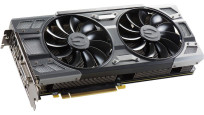 EVGA GeForce GTX 1080 FTW GAMING ACX 3.0 8192MB GDDR5X © EVGA