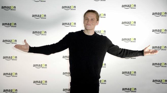 Matthias Schweighöfer dreht Amazon-Serie ©Amazon