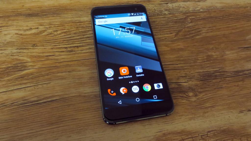 Vodafone Smart Platinum 7: Praxis-Test