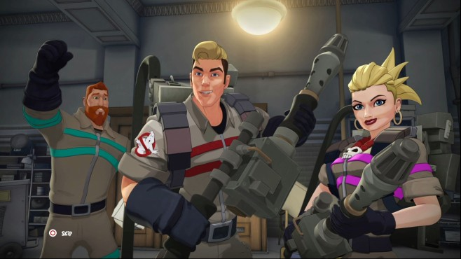 Ghostbusters © Activision
