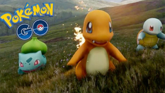 Pokémon GO ©Nintendo