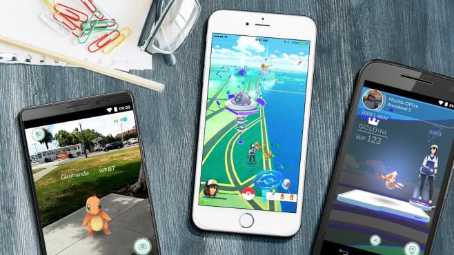 Pokémon GO: Die besten Smartphones ©Apple, Motorola, Huawei, peshkova - Fotolia.com