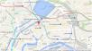 Nahverkehr in Google Maps ©Google