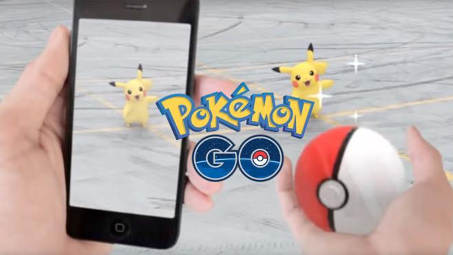Pokémon Go: Neue Monster und Pokéstops? ©Nintendo