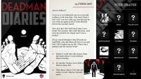 Deadman Diaries ©Cubus Games