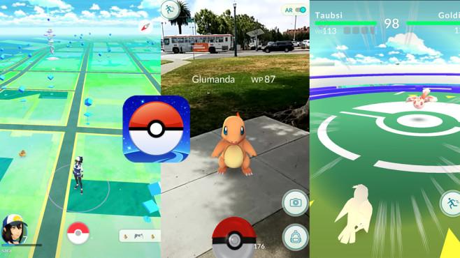 Pokémon Go ©Niantic, Inc.