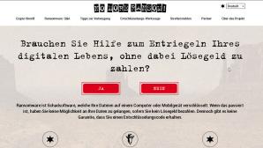 nomoreransom.org jetzt in deutsch ©nomoreransom.org