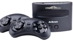 Sega Mega Drive: Remake ©Sega