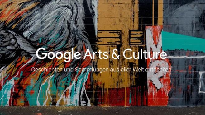 Google Arts & Culture ©Screenshot: https://www.google.com/culturalinstitute/beta/