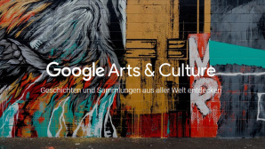 Google Arts & Culture © Screenshot: https://www.google.com/culturalinstitute/beta/