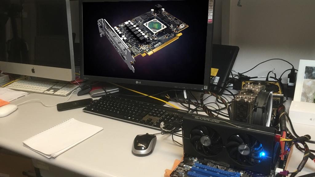 AMD Radeon RX 460 ©AMD