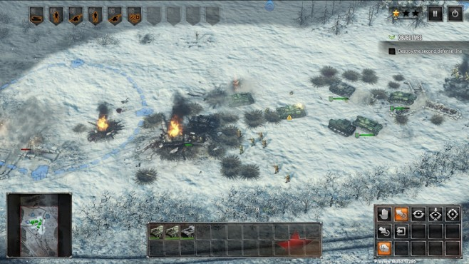 Sudden Strike 4 Screenshot © Kalypso/Kite Games