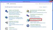 Windows 8.1/10: Systemsteuerung bemühen (2) ©COMPUTER BILD