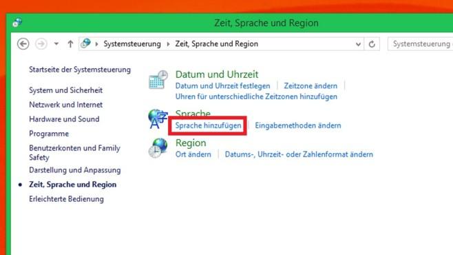 Windows 8.1/10: Systemsteuerung bemühen (3) ©COMPUTER BILD