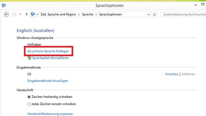 Windows 8.1/10: Systemsteuerung bemühen (5) ©COMPUTER BILD