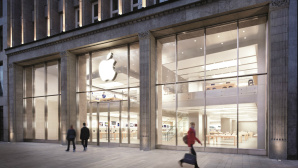 Apple Store am Jungfernstieg © Apple Presse
