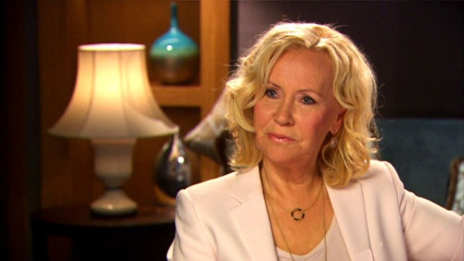 Agnetha im Interview © VOX