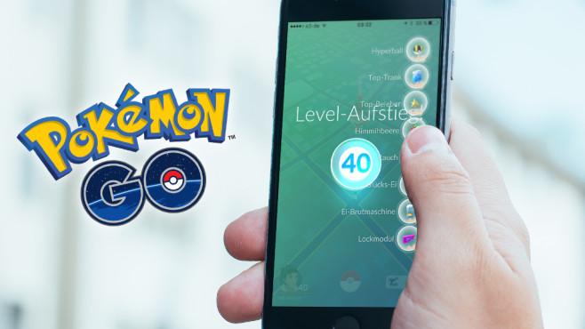 Pokémon GO: Spieler erreicht Level 40 ©Nintendo, cobe