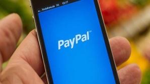 PayPal auf dem Smartphone ©dpa Bildfunk