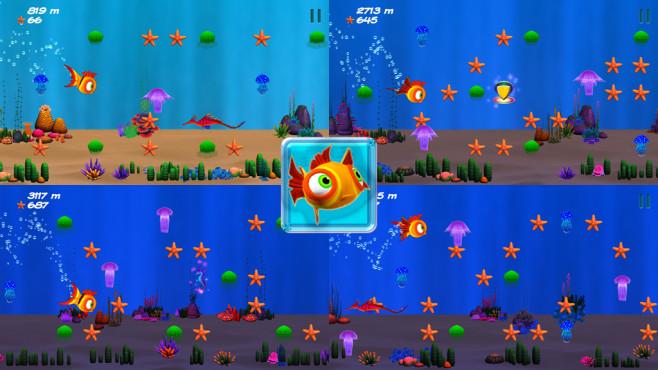 JetFish Run ©Uber Gameware