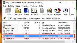 Windows Media Player in Taskleiste anzeigen ©COMPUTER BILD