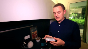 Sensoren im Smart Home Apartment ©Computer Bild