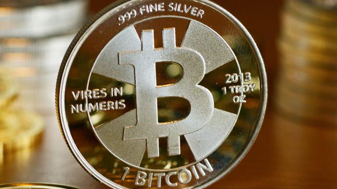 Bitcoin ©dpa-Bildfunk