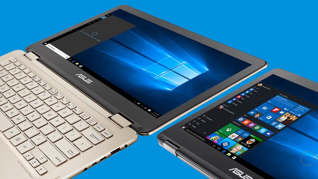 Asus ZenBook Flip UX360CA ©Asus