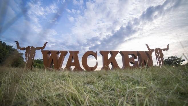 Das Logo des Festivals in Wacken ©ICES Festival Service GmbH/ZDF