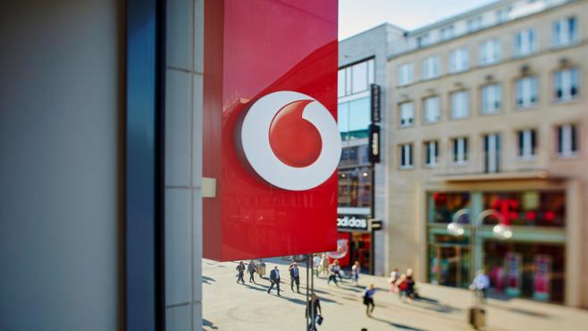 Vodafone FlagShip Stoe in Köln ©Vodafone