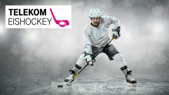 Die Telekom überträgt die kommende Eishockey-Saison live Im September geht es los: Die Telekom überträgt alle Partien der DEL-Saison live. ©Andrii IURLOV – fotolia.com, Telekom