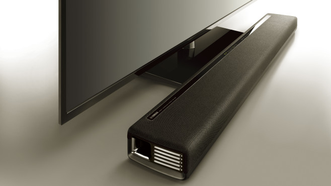 yamaha soundbars yas 306 und ysp 2700 audio video foto bild. Black Bedroom Furniture Sets. Home Design Ideas