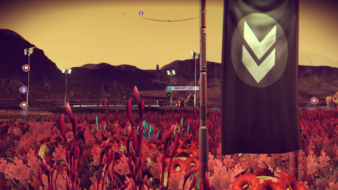 No Mans Sky - Wegmarken © Hello Games