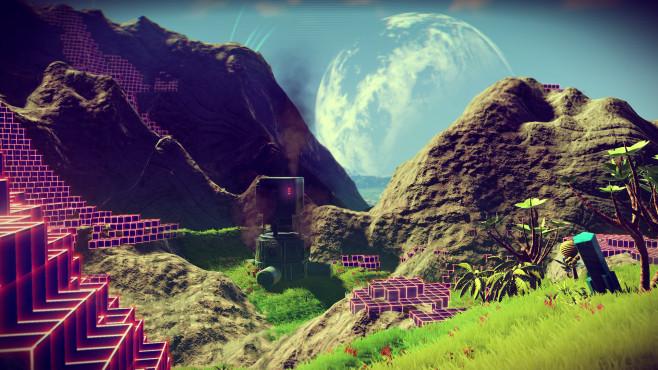 No Man's Sky: Atlas Pass © Hello Games