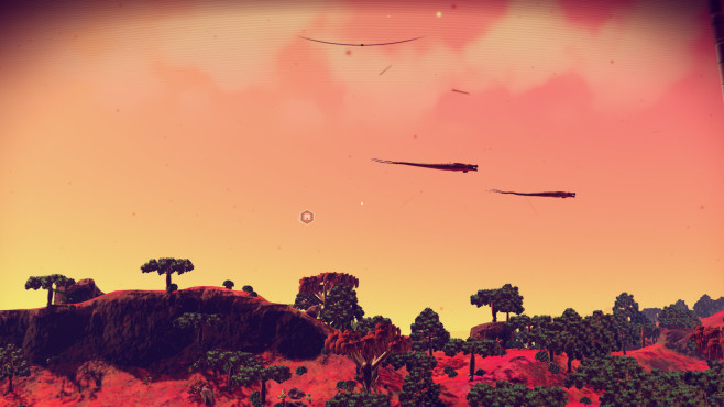 No Man's Sky - Grafik © Hello Games