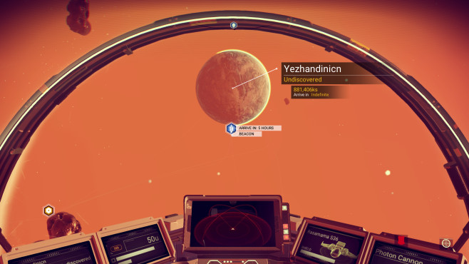 No Man's  Sky - Weltraum © Hello Games