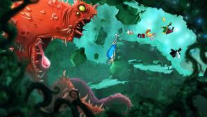 Actionspiel Rayman Origins: Boss ©Ubisoft