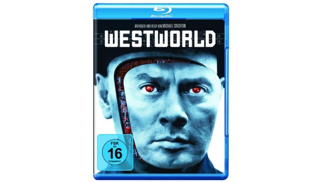 Cover von Westworld © Amazon
