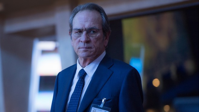 Szene aus Jason Bourne: Tommy Lee Jones © Universal Pictures