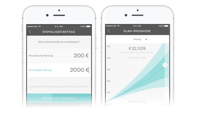 N26 Invest ©N26 Invest